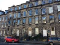 Available for rent in March. Lovely Georgian New Town flat, 4 bedrooms, 2 living rooms. GCH