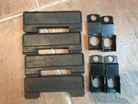 THULE ROOF BAR FITTING KIT 1051 VW GOLF IV 5-DR HATCH 98-04 VW BORA 4-DR 99-05
