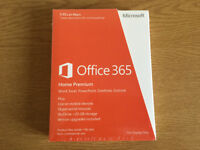 Microsoft Office 365, Home Premium, Licence Card, 5 Users, 1 year subscription (PC/Mac)