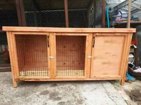 Cage for rabbits