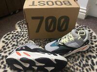 YEEZY BOOST 700 WAVE RUNNER size 9uk