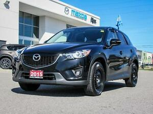 2015 Mazda CX-5 GS, SUNROOF, HEATED SEATS
