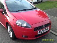 Fiat, GRANDE PUNTO, Hatchback, 2009, Manual, 1248 (cc), 5 doors