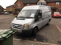 Ford transit mwb 110 t280 may swop for tipper or px ??