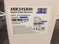 CCTV Recorder Hikvision 16Channels DVR