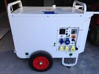 HGI super silent Generator SKD60D3-R