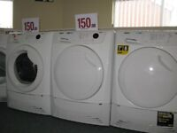 top of the range tumble dryers condensers and vented