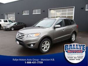 2012 Hyundai Santa Fe Limited 3.5 AWD! LEATHER! GREAT TIRES!