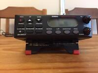 Uniden Bearcat Radio Scanner & Antenna