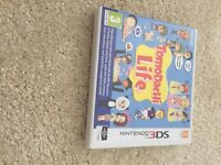 TomoDachi Life - 3DS game