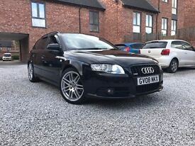 Audi A4 Avant Special Edition S Line 2.0 tdi - Full Audi Service History