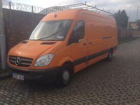sprinter 313 cdi lwb hi roof