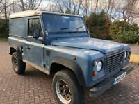 Land Rover defender 90 300 series 2.5 tdi 1997 year motd