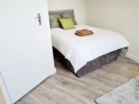 Awesome double room including bills for Single occupancy