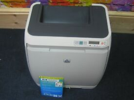 HP laserjet 2600 colour printer