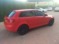Audi A3 1.9 TDI 2005 May swap px