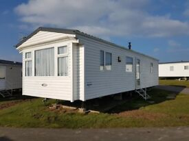 WILLERBY Isis 2012 Static Caravan HAVEN 2 bedroom DG & CH 38x12 Site Fees Included Filey Scarborough