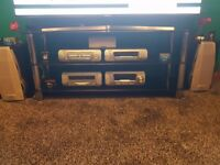 Technics DVD 5.1 surround stacking stereo system SC-DV290