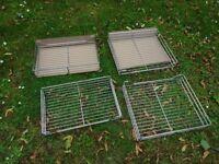 Magnet Kitchen corner clip on baskets