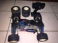 JEEP RC NITRO CAR 1/10