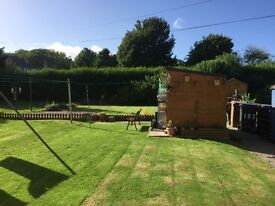 Prime location 4 bedroom house for rent with garden and parking