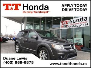 2016 Dodge Journey R/T *Local Car, No Accidents, Bluetooth