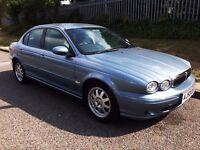 Jaguar X-Type 2.0 D Classic Saloon - in EXCELLENT condition! 12 months MOT, Service History!