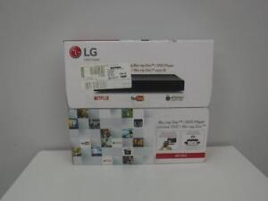 LG Blu-Ray/DVD Player BP350. We Buy and Sell Used Video Equipment and TVs. 115737 *