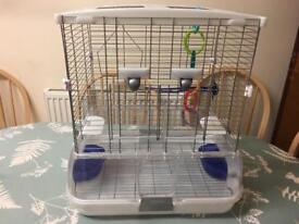 Small vision cage