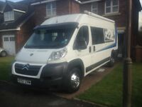 Citroen Relay Campervan (with only 500miles!) REDUCED PRICE!!!