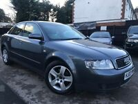Audi A4 2.0 FSI Full Audi Service History Cambelt & Water Pump Changed 3 Months Warranty