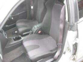 Impreza WRX Bugeye Front & Rear Seats Interior Clean