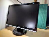 """Samsung 22"""" LCD Monitor"""
