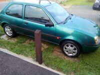 Ford fiesta. 1.2 no mot.
