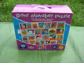 Orchard Toys Giant Alphabet Puzzle for ONLY £5.00