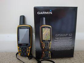 Garmin GPSMAP62