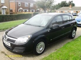 VAUXHALL ASTRA 1.6LIFE 56 PLATE, 10 MONTHS MOT, VERY RELIABLE