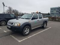 nissan navara 07 plate 1 owner from new 89000 miles regular serviced 4 nearly new genral grabers
