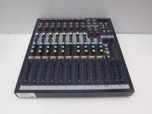 Soundcraft 8-Channel Mixer - We Buy and Sell Used Pro-Audio Equipment - 117605 - JY115405