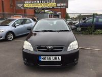 Toyota Corolla 1.4 VVT-i Colour Collection 5dr ONE FORMER KEEPER,3 KEYS,