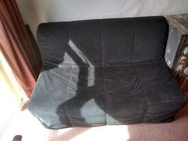 Ikea double bed setee
