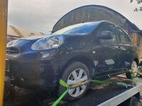 Nissan Micra 2012 1.2 Petrol For Breaking - CALL NOW!!!