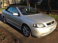 VAUXHALL ASTRA 2.2 16V 2dr (silver) 2004