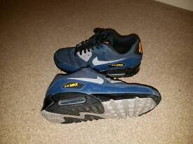 Nike Air Max 90s, Size 7