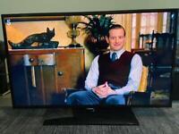 "LIKE NEW* SAMSUNG 42"" LED FULL HD 1080P INTERNET TV FREEVIEW INBUILT CHANNELS"