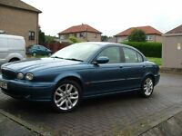 FOR SALE OR SWAP JAGUAR X-TYPE V6 SPORT 2.1