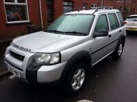 Landrover Freelander 2.0 Td4 Turbo Diesel Injection Excellent condition . M.O.T'd recently valeted.