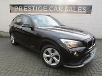 BMW X1 2.0 SDRIVE20D EFFICIENTDYNAMICS 5d 161 BHP (black) 2014