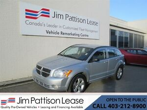 2011 Dodge Caliber 2.0L FWD SXT HatchBack w/ Heated Seats