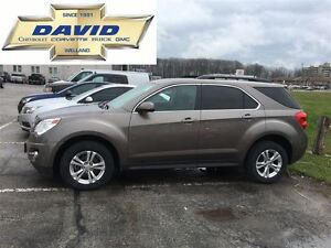 2012 Chevrolet Equinox 1LT FWD 5DR, POWER/HEATED SEATS, LOCAL TR